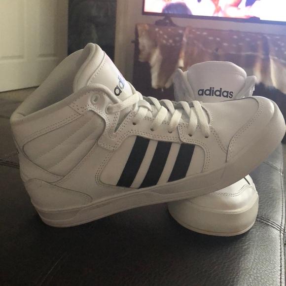 le adidas hightop originale poshmark